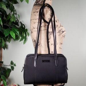 Coach Leather/Canvas Bag
